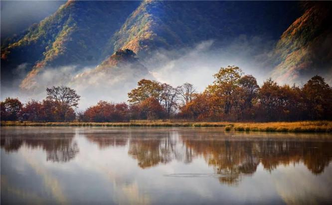 神农架大九湖摄影图片大全