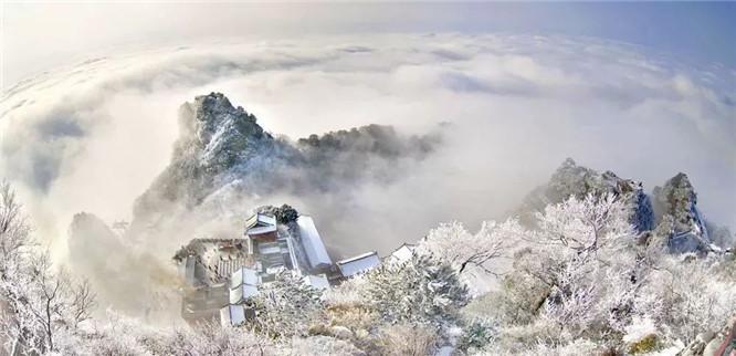 武当山最佳摄影地,武当山最佳时间摄影,武当山摄影技巧