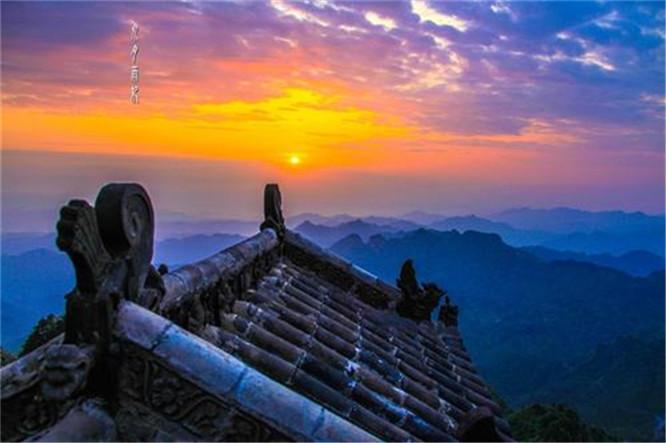 武当山最佳摄影时间,什么时间摄影好?